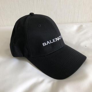 Balenciaga - バレンシアガ 大人気キャップ ブラック