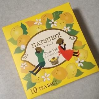 ルピシア(LUPICIA)の LUPICIA ナツコイ 数量限定デザインBOX(茶)