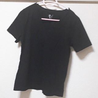 GU - GU VネックTシャツ!