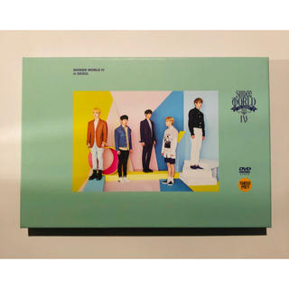 SHINee - SHINee WORLD IV in SEOUL DVD