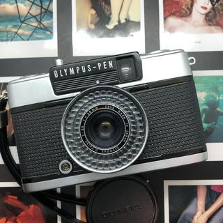 オリンパス(OLYMPUS)の【極美品】OLYMPUS  PEN EE3 フィルムカメラ【完動品】(フィルムカメラ)