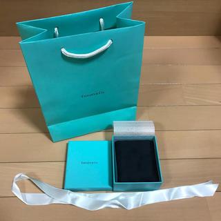 ティファニー(Tiffany & Co.)のティファニー 空箱(小物入れ)