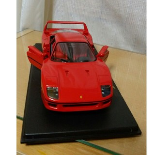 フェラーリ(Ferrari)の1/24 フェラーリF40  1987(ミニカー)