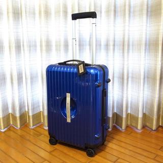 リモワ(RIMOWA)の【本物】リモワ×ポルシェ限定スーツケース32L 4輪  機内持込可能サイズ(トラベルバッグ/スーツケース)