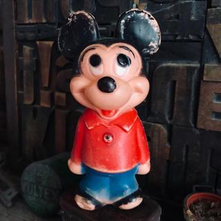 Disney - ミッキー ヴィンテージ フィギュア アメリカ アンティーク
