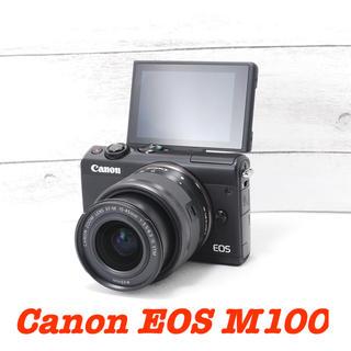 Canon - ❤️新品級❤️Wifi搭載❤️Canon EOS M100