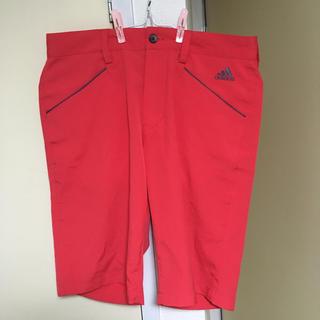 アディダス(adidas)のゴルフ ハーフパンツ(ショートパンツ)
