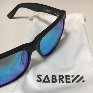 セイバー(SABRE)のSABRE/セイバー(ブルーミラーレンズ HEARTBREAKER)(サングラス/メガネ)