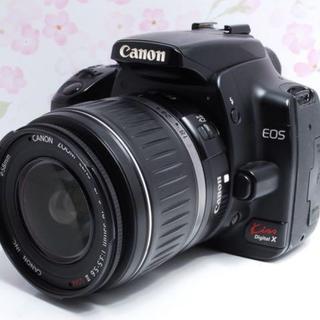 Canon - ★超人気機種★ Canon KissX レンズキット