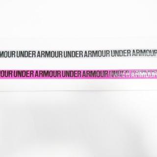 アンダーアーマー(UNDER ARMOUR)のアンダーアーマー ヘアバンド 2本セット(ヘアバンド)
