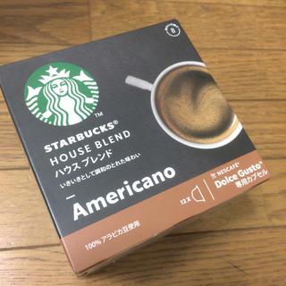 スターバックスコーヒー(Starbucks Coffee)のスタバ ハウスブレンド カプセル(コーヒー)