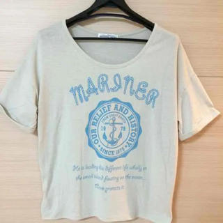 アパートメントマーケット(apartment market)のapartment market ☆ロゴTシャツ(Tシャツ(半袖/袖なし))