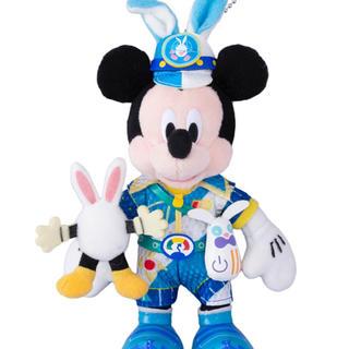 Disney - うさたま ミッキー ぬいぐるみバッジ 2019