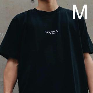 RVCA - 【M】RVCA ルーカ SMALL RVCA Tシャツ ブラック