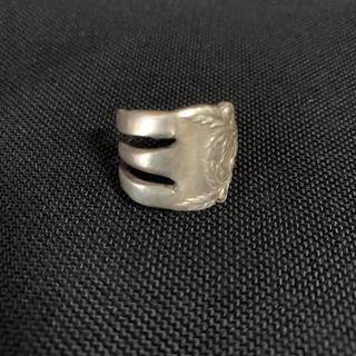 リング フォーク フォークリング ヴィンテージ(リング(指輪))