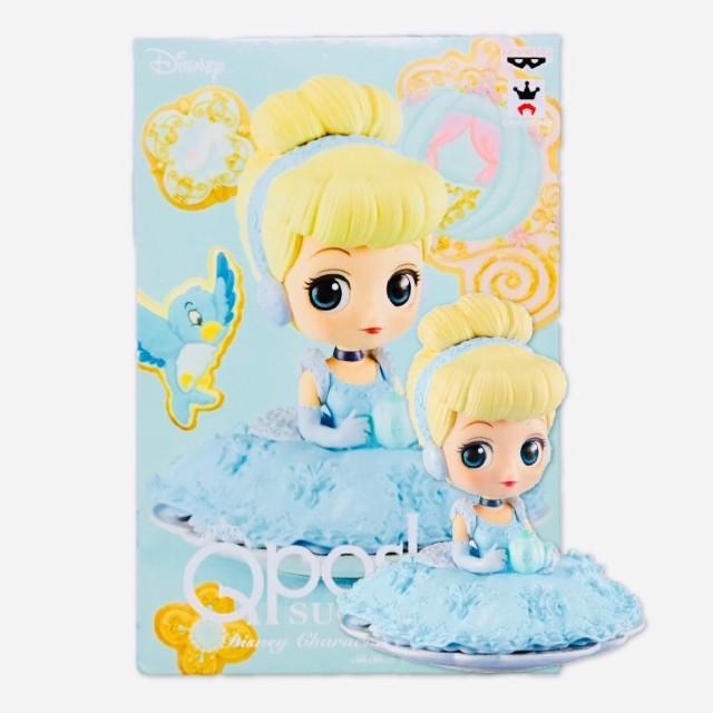 Disney(ディズニー)の✨ディズニー Qposket SUGIRLY ✨シンデレラ レアカラー 新品 エンタメ/ホビーのおもちゃ/ぬいぐるみ(キャラクターグッズ)の商品写真