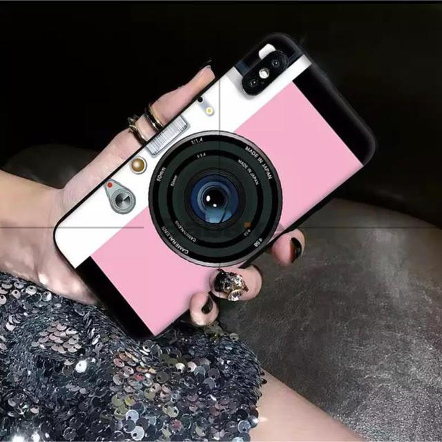 新品 スマホカバー iPhone携帯ケース カメラ型の通販 by 単品お値引き不可|ラクマ
