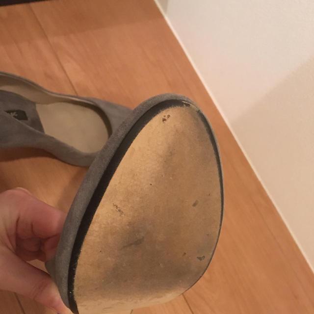ZARA(ザラ)のZARA スエードパンプス 36 レディースの靴/シューズ(ハイヒール/パンプス)の商品写真