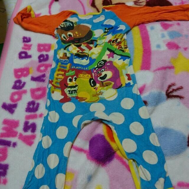 JAM(ジャム)のカバーオール 80 キッズ/ベビー/マタニティのベビー服(~85cm)(カバーオール)の商品写真