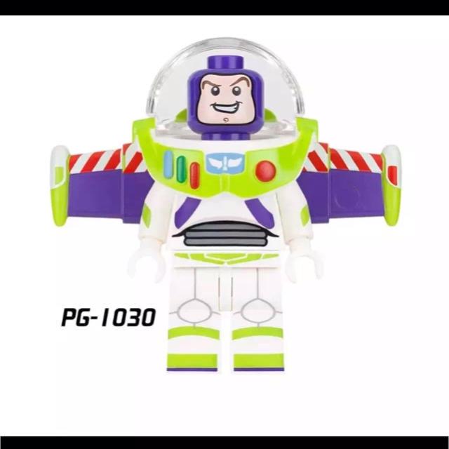 互換品 レゴ LEGO トイストーリー バズライトイヤー  エンタメ/ホビーのおもちゃ/ぬいぐるみ(キャラクターグッズ)の商品写真