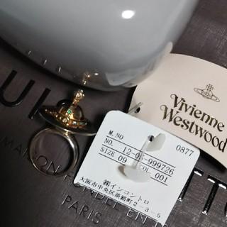 ヴィヴィアンウエストウッド(Vivienne Westwood)のvivienne westwood ポイズンリング ゴールド 新品未使用 M(リング(指輪))