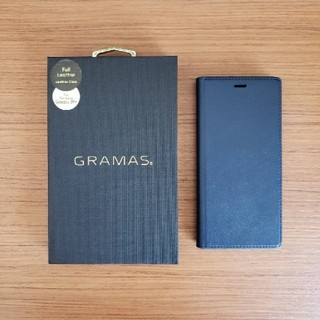 SAMSUNG - GRAMAS Full Leather Case for Galaxy S9+