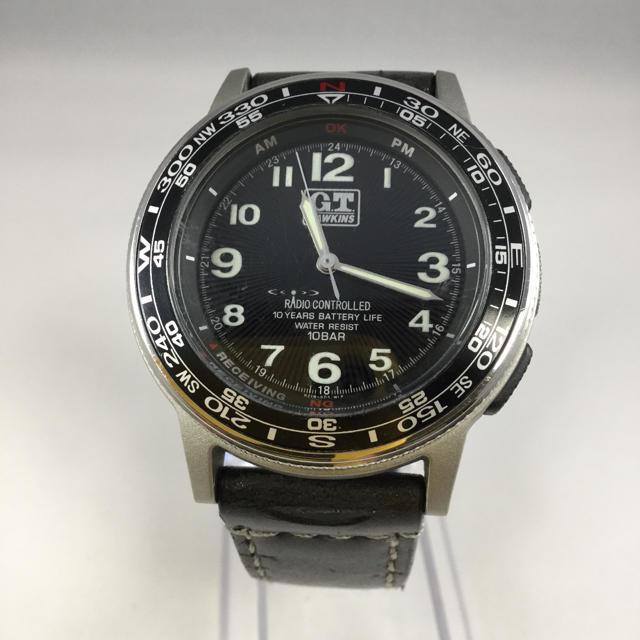 G.T. HAWKINS(ジーティーホーキンス)のGT HAWKINS  メンズ電波クォーツ   メンズの時計(腕時計(アナログ))の商品写真