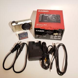 カシオ(CASIO)のCASIO EXILIM EX-H30 GD(コンパクトデジタルカメラ)