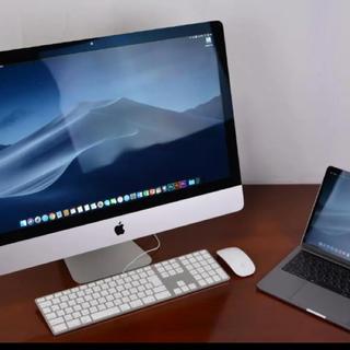 "iMac 27"" Retina 5K i7 24GB SSD500B商品説明必須"