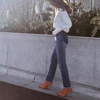 エイミーイストワール(eimy istoire)のエイミー♡スプリングソックスブーツ(ブーツ)