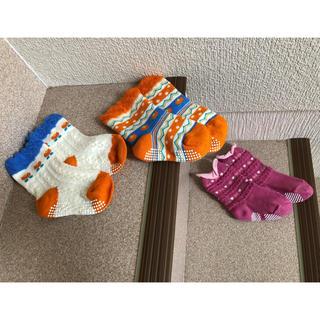 シマムラ(しまむら)の9〜12cm 靴下 3セット(靴下/タイツ)