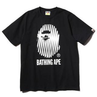 アベイシングエイプ(A BATHING APE)のLサイズ WHT SOPH.20周年記念BAPEコラボTシャツ(Tシャツ/カットソー(半袖/袖なし))