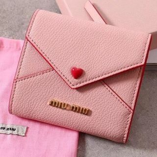 miumiu - ミュウミュウ 折り財布
