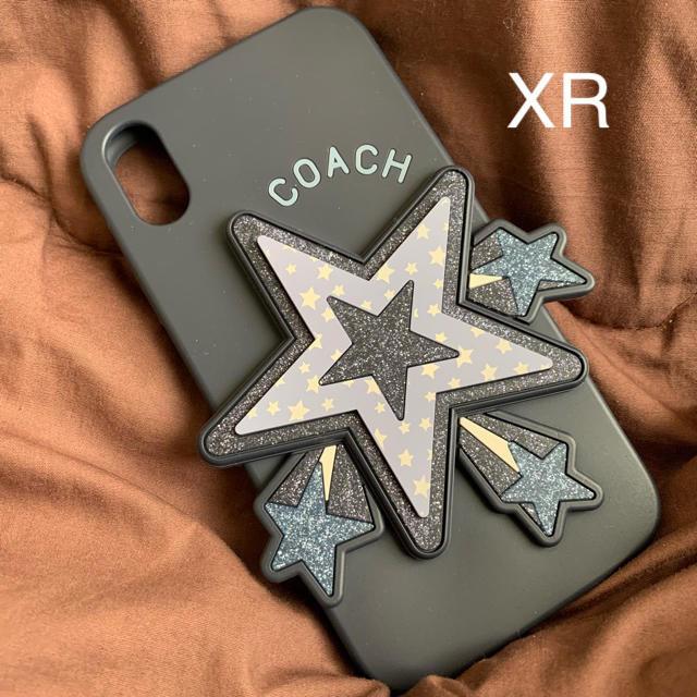 iphonexr ケース モノクロ / COACH - COACH ☆新作☆ iPhone XR シリコンケースの通販 by chobi's shop|コーチならラクマ