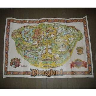 ディズニー(Disney)の本家ディズニーランドの古いマップ (その他)