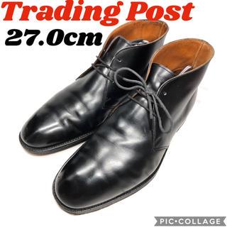 ドクターマーチン(Dr.Martens)の翌日発送♪★トレーディングポスト★チャッカブーツ★27.0cm★黒(ブーツ)