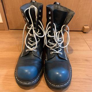 ドクターマーチン(Dr.Martens)のドクターマーチン 8ホール ブーツ G-DRAGON ジヨン着用(ブーツ)