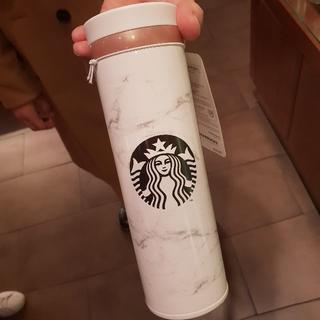 Starbucks Coffee - 韓国 スタバ 大理石 タンブラー