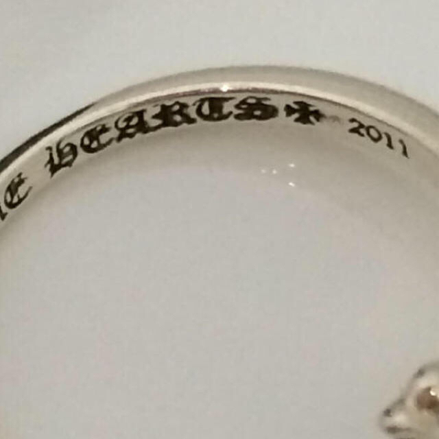 Chrome Hearts(クロムハーツ)のクロムハーツ chrome hearts  バブルガムリング  レディースのアクセサリー(リング(指輪))の商品写真