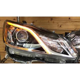 トヨタ(トヨタ)の210 クラウンアスリート前期 LED加工ヘッドライト シーケンシャルウィンカー(汎用パーツ)