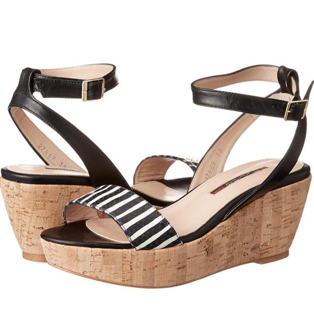 PELLICO(ペリーコ)のペリーコ pellico ウェッジソール サンダル レディースの靴/シューズ(サンダル)の商品写真