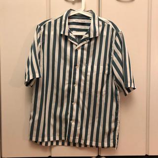 【美品】ユニクロ × ルメール シャツ 2016SS