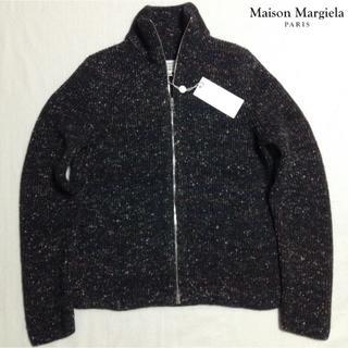 マルタンマルジェラ(Maison Martin Margiela)の新品■S■14.9万■マルジェラ17aw■メランジドライバーズニット■5672(ニット/セーター)