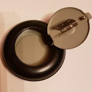 灰皿 携帯 直径約6.5cm