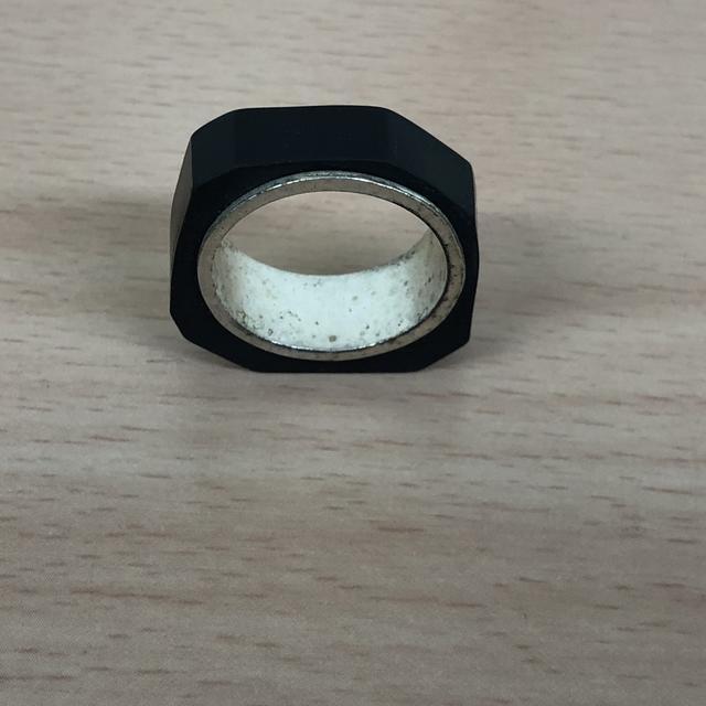 Maison Martin Margiela(マルタンマルジェラ)のMaison Martin Margiera  11 ラバーリング19号  メンズのアクセサリー(リング(指輪))の商品写真
