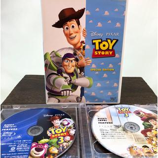 ディズニー(Disney)のトイ・ストーリー & トイストーリー3(DVD&ブルーレイセット)(アニメ)