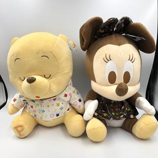 Disney - タグ付き Disney bany ぬいぐるみ プーさん ミニーちゃん