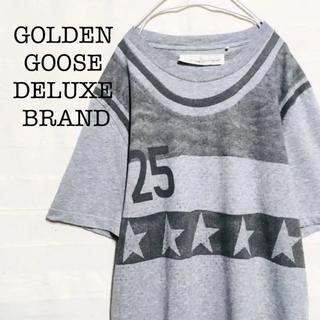 GOLDEN GOOSE - GOLDEN GOOSE DELUXE BRAND デザインTシャツ