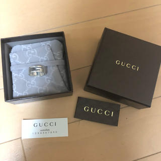 Gucci - GUCCI グッチ リング 19号