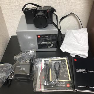 ライカ(LEICA)のLEICA D-LUX  (Typ 109) 美品(デジタル一眼)
